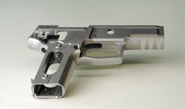 80% frame that accepts Sig P228/P229 parts - $275 as low as $240 ...