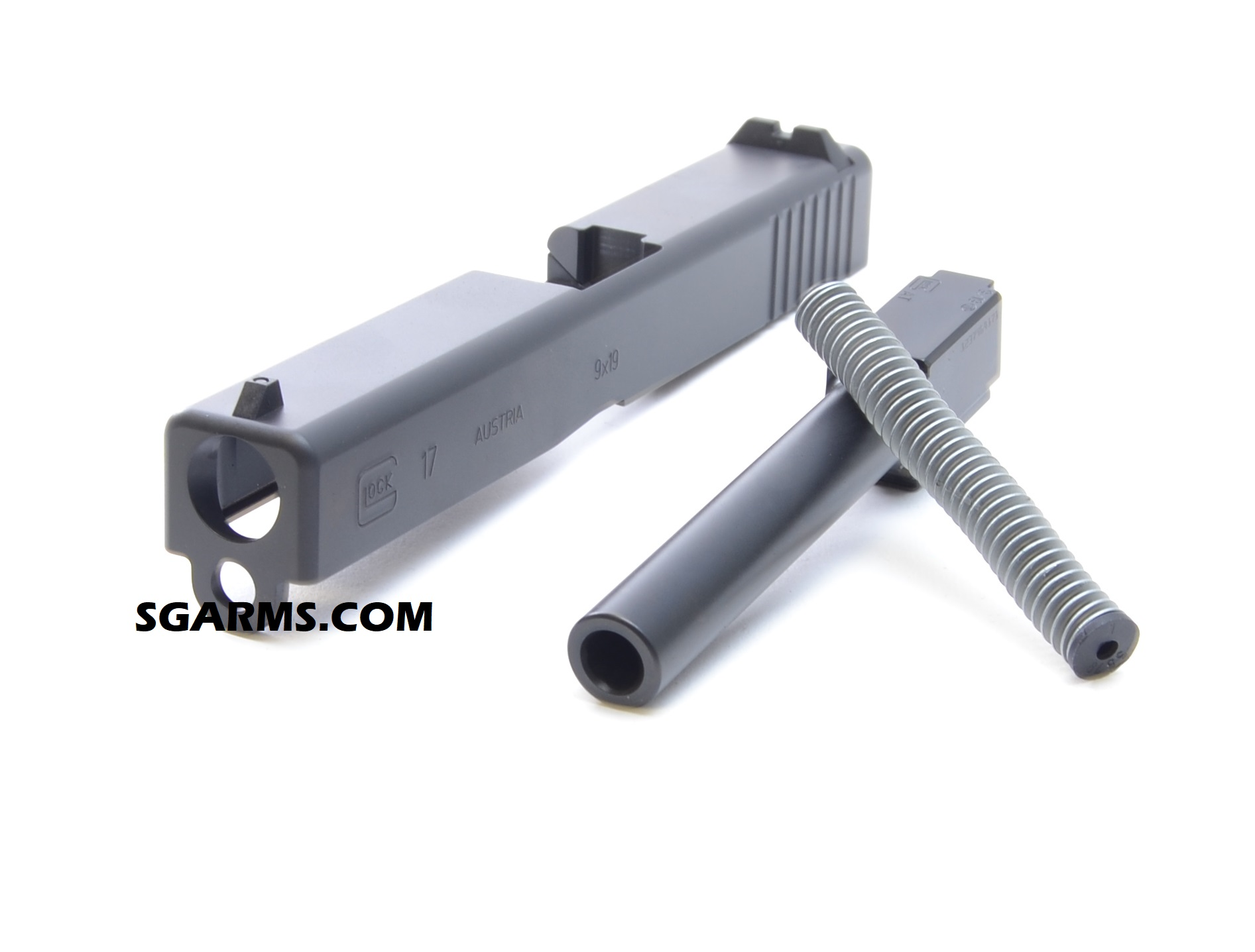 Glock 17 Complete Build Kits With Complete Slide and p80 - $429 after code