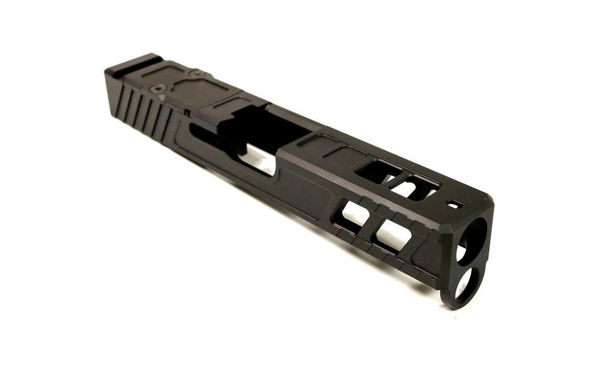 Alpha Marksman V4 G19 Slide for Gen3 (Nitride, FDE, Grey, OD, or Stainless)  - $259 shipped w/ code: USA25
