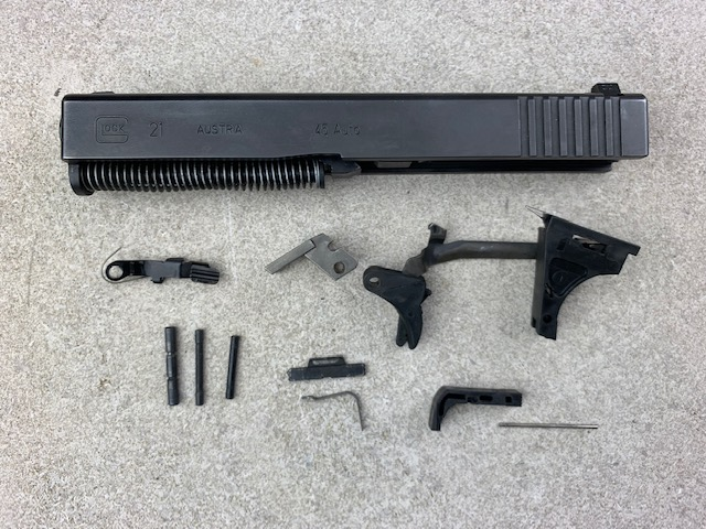 Glock 21 Complete Replacement Parts Kit - Used - $349 95