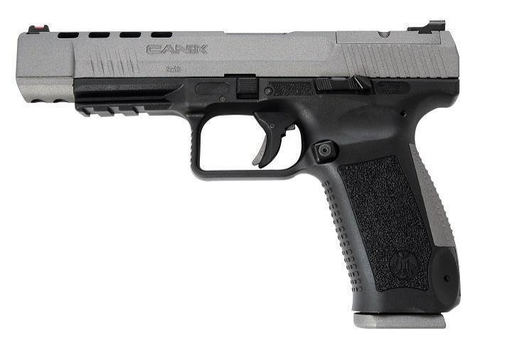 Century Arms Canik TP9 SFX Tungsten Grey 9mm 5 25