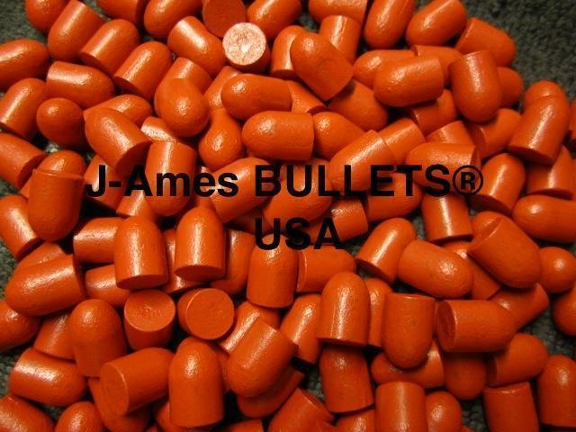 J-Ames BULLETS - Coated Bullets 40 Cal 160gr RNFB JB-A217 Qty (2,000) -  $170 Shipped!