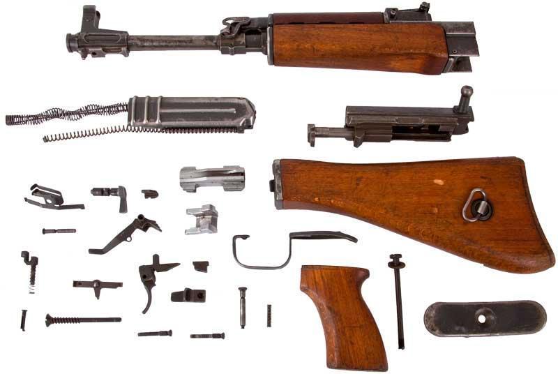 VZ-58 7 62x39 Parts Kits Folding, Bakelite or Wood Stock - $299 99 + Flat  $9 99 Shipping