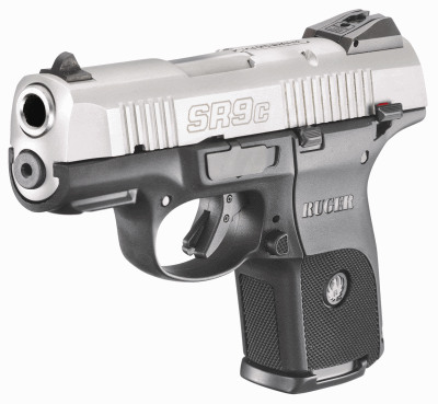 Ruger SR9 Compact Semi-Auto Pistol for $399 99 in-store at Academy (Free  S/H over $25)