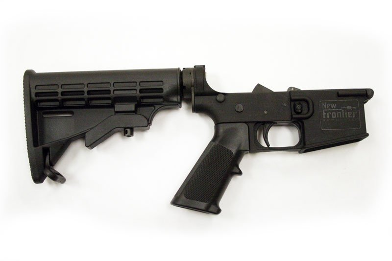 Light weight complete polymer AR-15 Lower - $169 (4-8 weeks backorder)