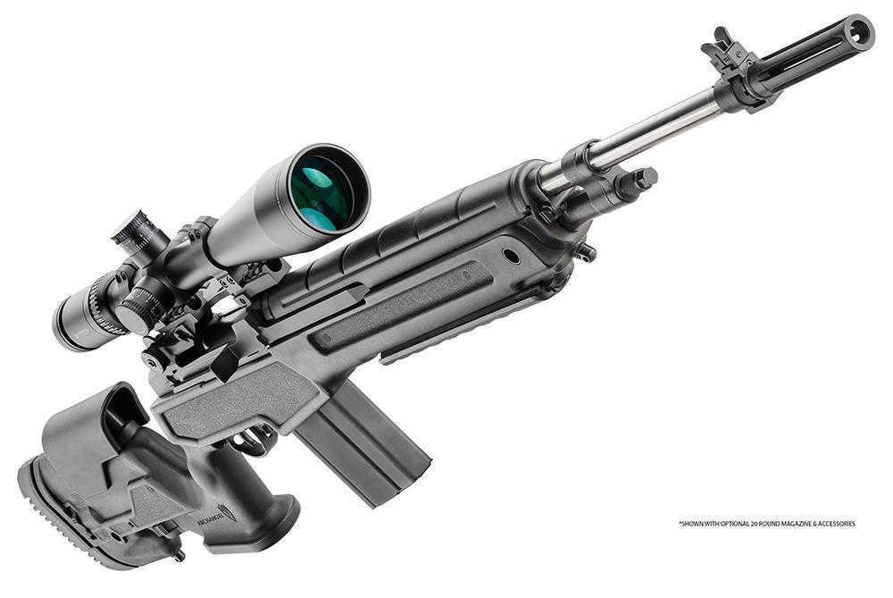 Springfield M1A  308 Win Black Precision Stock National Match Barrel - $1799