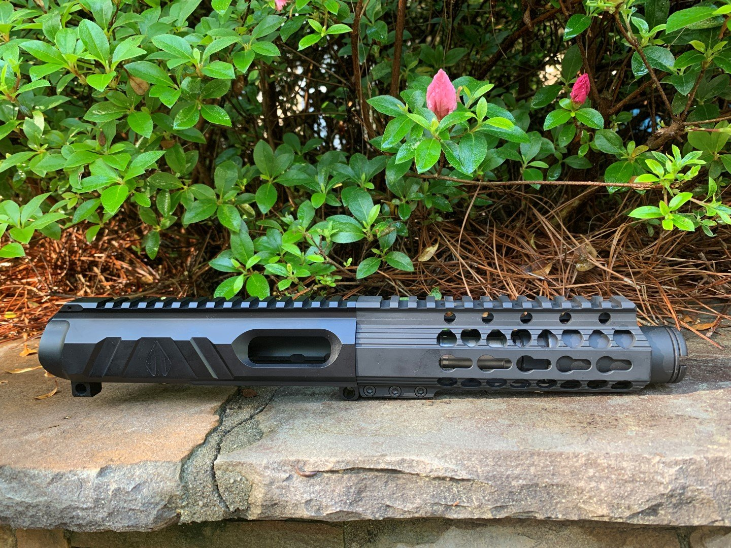 4 5 inch AR-15 Non Reciprocating Side Charging 9mm CHF Upper w/CAN - $369 99