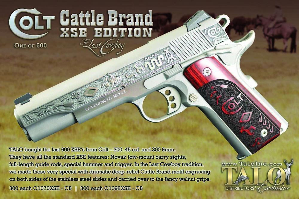 Colt 1911 XSE Gov\'t \