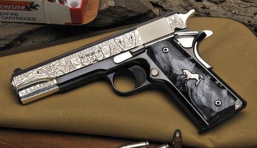 Colt 1911 Government .38 Super 5\