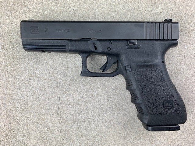 Glock 21 45 Acp W Night Sights Very Good Condition 369 95 Gun Deals