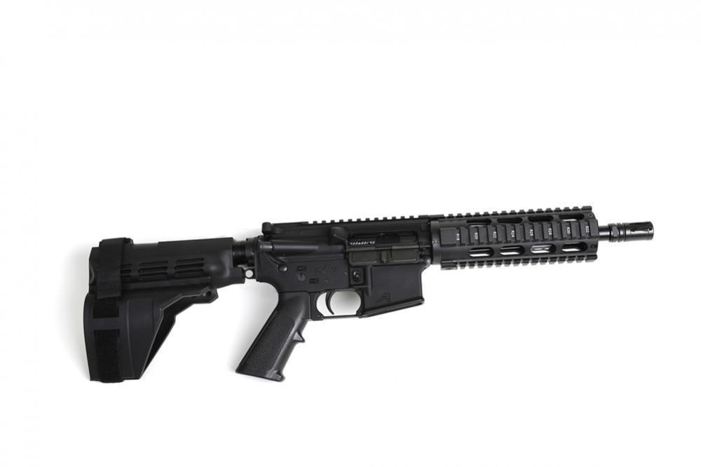 Radical Firearms 75 Quad Rail M4 AR Pistol With Sig Brace 556
