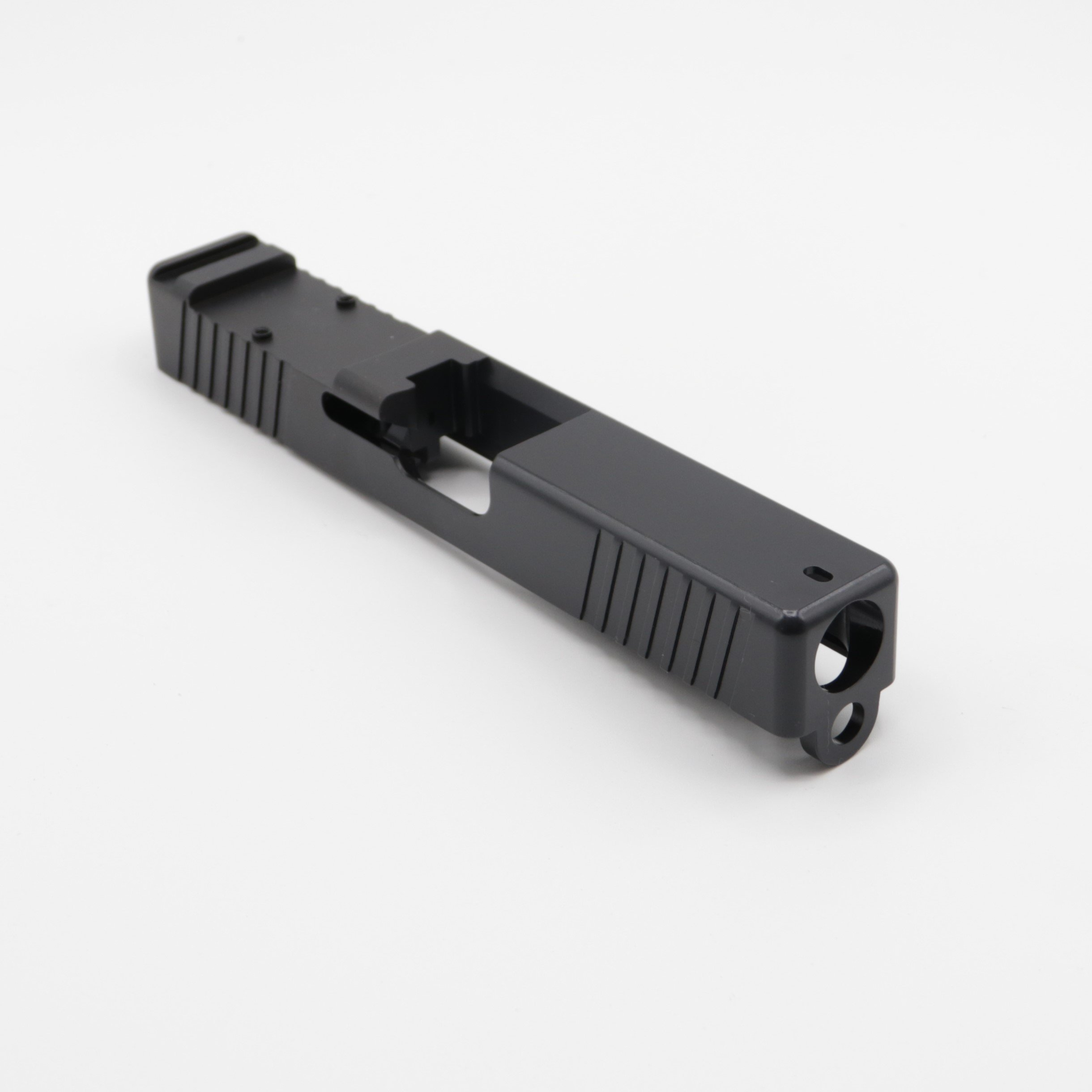 Glock 17 and 19 Radius Edged Slides with RMR Cut - $169 99 shipped