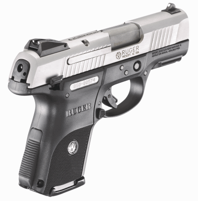Ruger SR9C 9mm Pistol in Stainless Steel Finish - $381 shipped