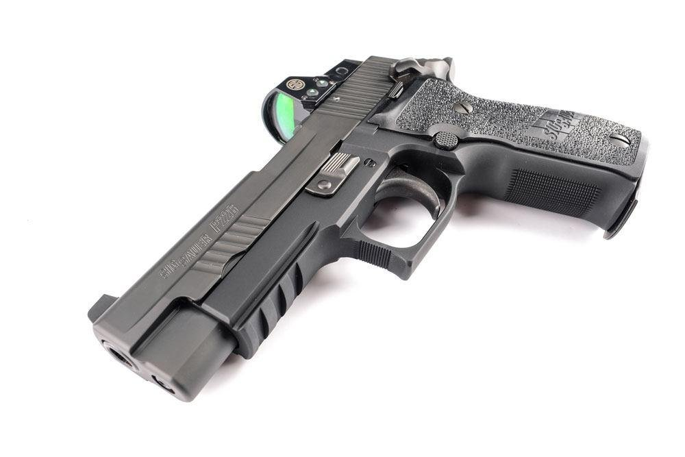Sig Sauer P226 RX Elite SAO 9mm Romeo 15+1 - $959