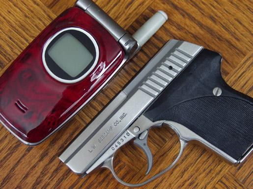 Seecamp 380 ACP  380 Pistol LWS Seacamp - $489
