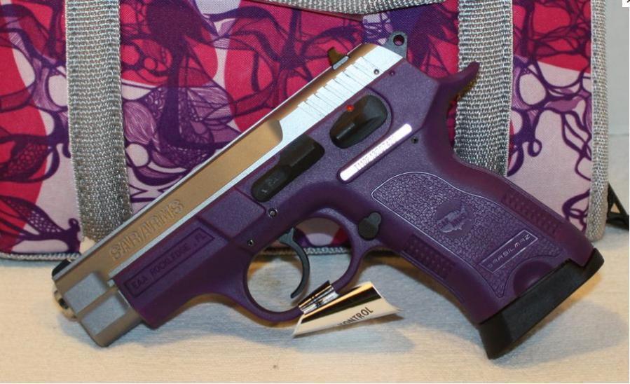 Eaa Sar B6p 9mm Da 3 8 Barel 13 Rnd Stainless W Zippered Canvas Case 371 79 25 S H Free S H On Firearms Gun Deals
