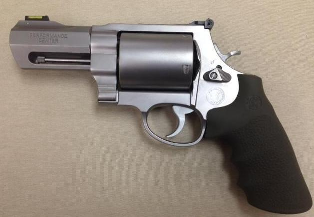 Smith & Wesson Model 460XVR 460 S&W Magnum 5RD 3 5