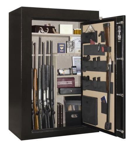 Elegant Cannon Gun Safe, 48 Gun Capacity, TS5940DLX   $699.99 (Black Friday 2014) |  Gun.deals