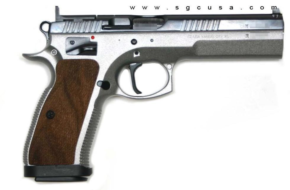 CZ 75 Tactical Sport 9mm 5 3