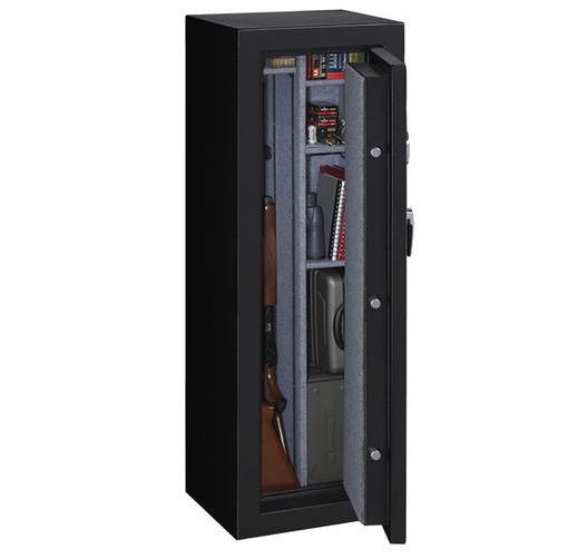 Sentinel 10 Gun Convertible Fire Resistant Safe with Electronic ...