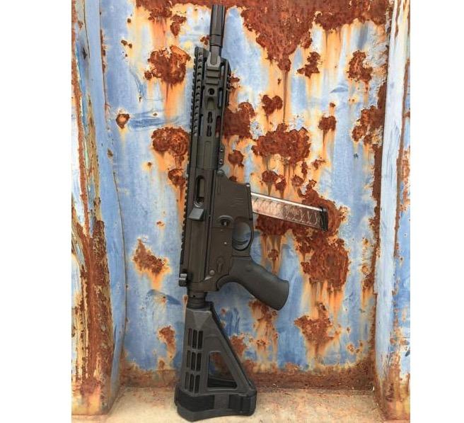 Sol Invictus Arms AR-15 Platform 9mm Pistol 8 5