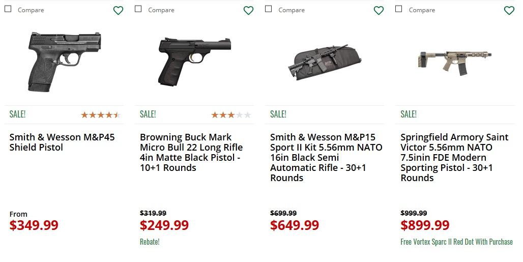 Sportsman S Warehouse Cyber Monday 2019 Deals Gun Deals