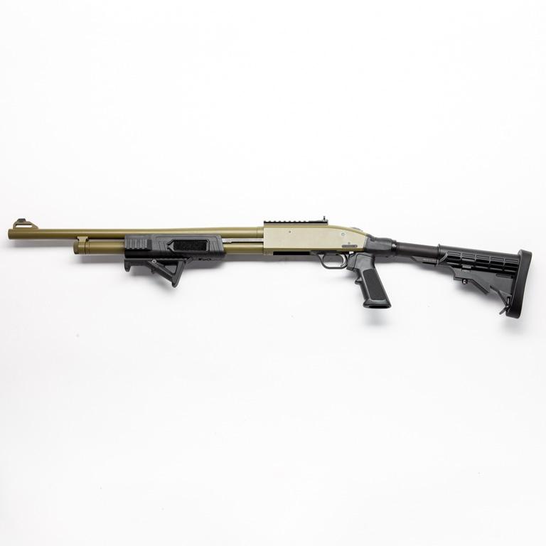USED - MOSSBERG 500 FLEX TACTICAL - $218 98