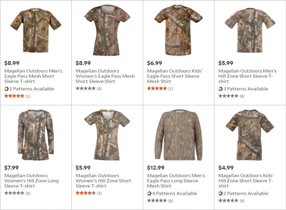 7c86ff0de4744 Magellan Hunting & Camo Clothing - Spend $50 Get 20% Off (Free S/H over  $25)   gun.deals