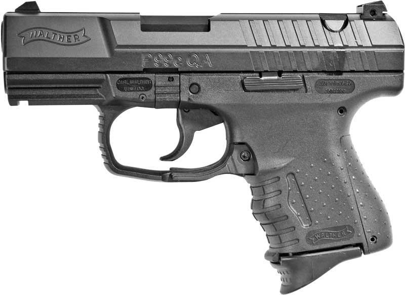 walther p99 compact da quick action handgun walp99