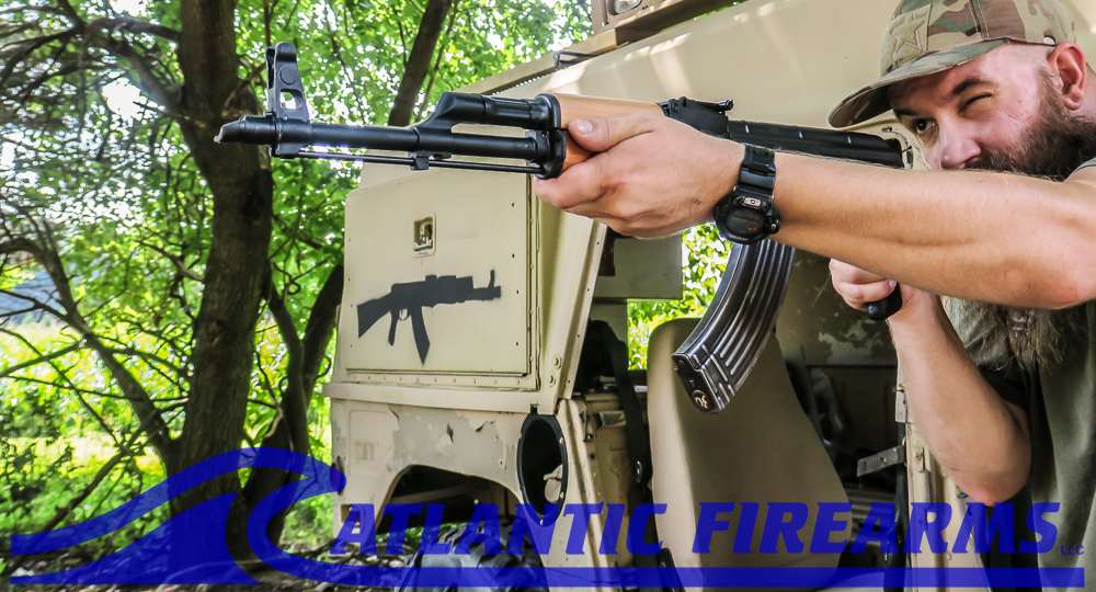 WASR-10 UF-AK47 Rifle - Underfolder - $699