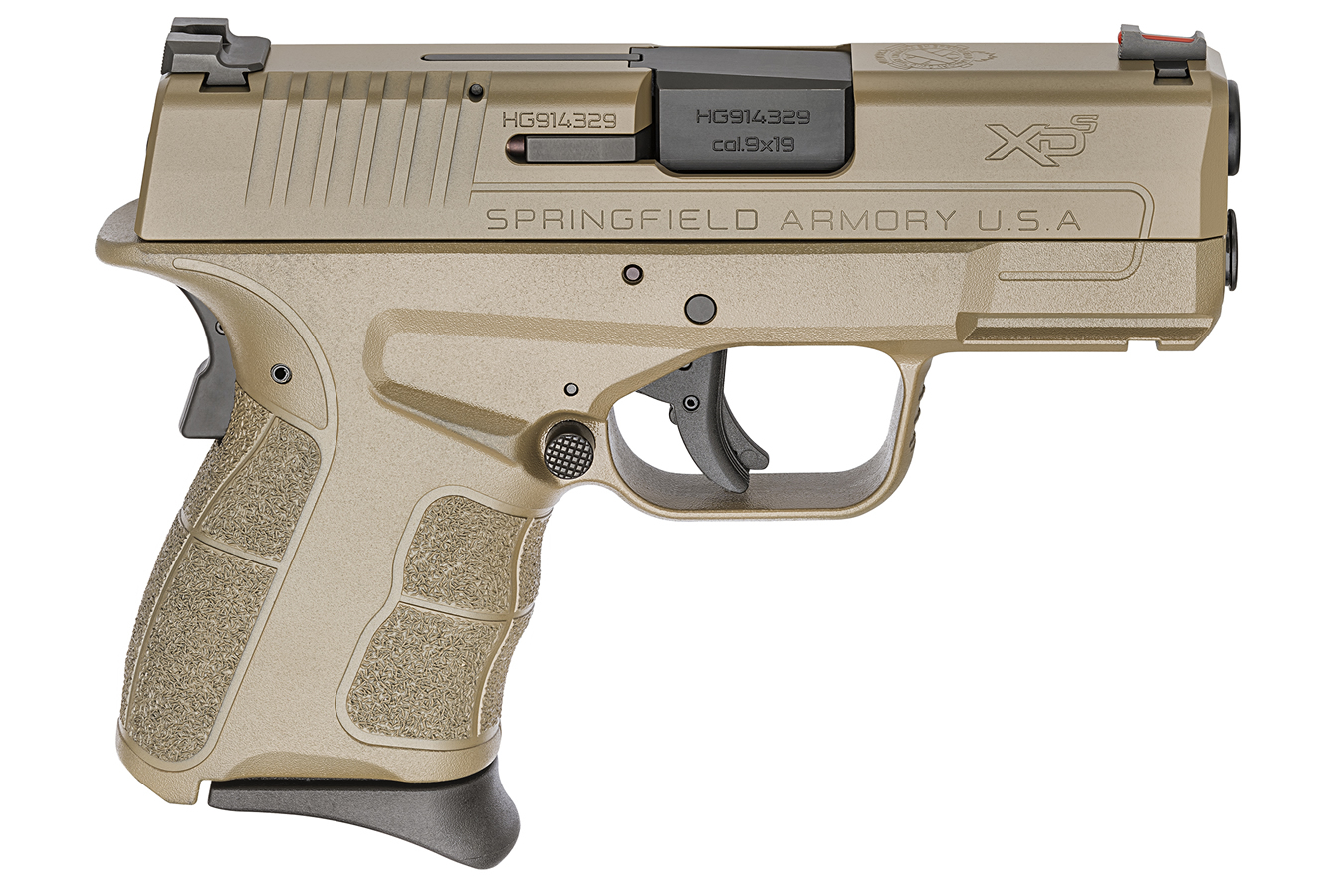 Springfield Armory XDS MOD 2 9mm All FDE - $399 99 (Free S/H on Firearms)