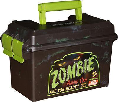 MTM Zombie Ammo Can - $6 49