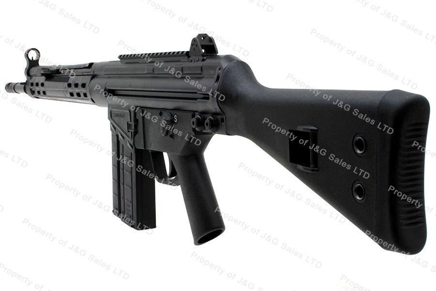 CAI C308 308 Caliber CETME HK G3 Pattern Semi Auto Rifle, with 8 Mags  -  $649 99 (Free 2-Day S/H over $50)