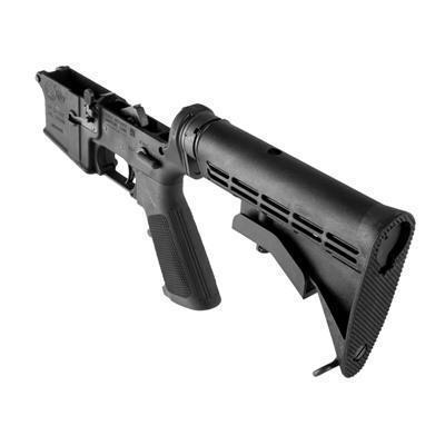 Colt AR-15 M4 Complete Lower Receiver 5 56mm - $190 shipped after filler +  code
