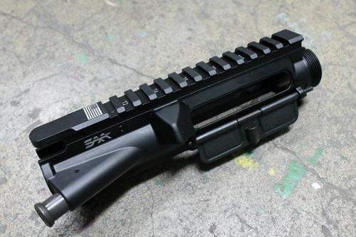 SAA Aero Precision AR-15 Complete T-Mark Upper Receiver - $64 67