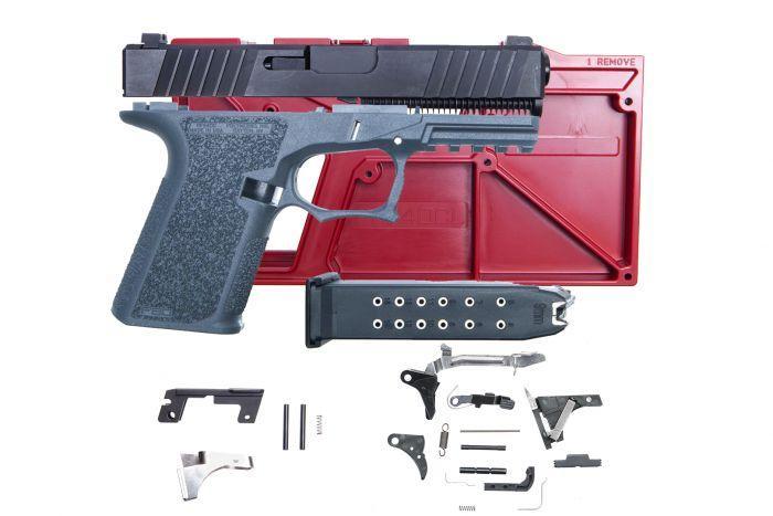 Polymer80 PF940C Glock 19/23 80% BBS Pistol Kit (Black, FDE, Gray, OD  Green) - $575 00