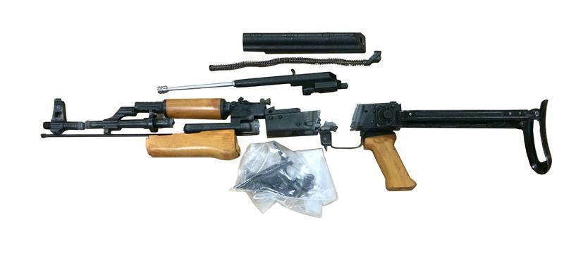 AK63D Kit with Accessories - $234 50 + S/H