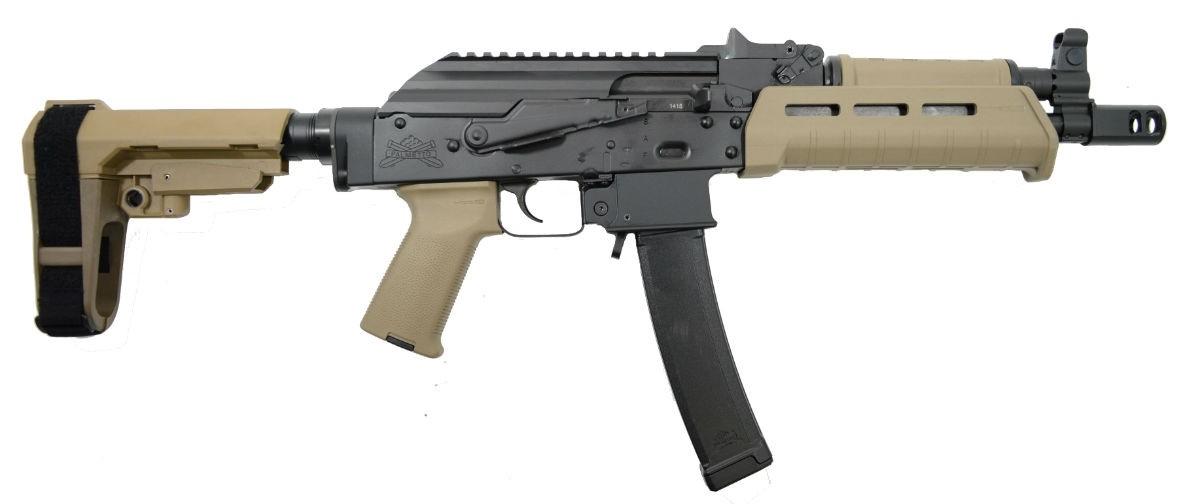Psa Ak V 9mm Moe Sba3 Pistol Fde 799 99 Gun Deals