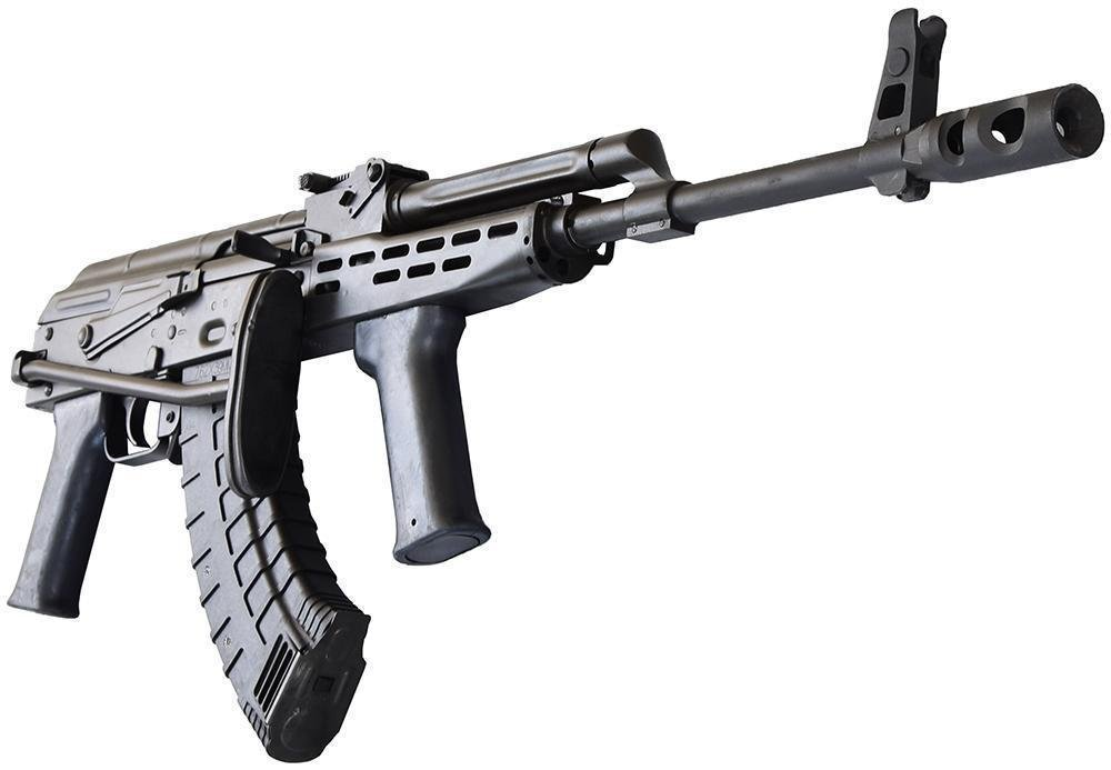 Hungarian AMD 65 AK-47 Type 7 62x39 With Original Polymer Grips Threaded  Barrel + FREE Buttstock - $449 99