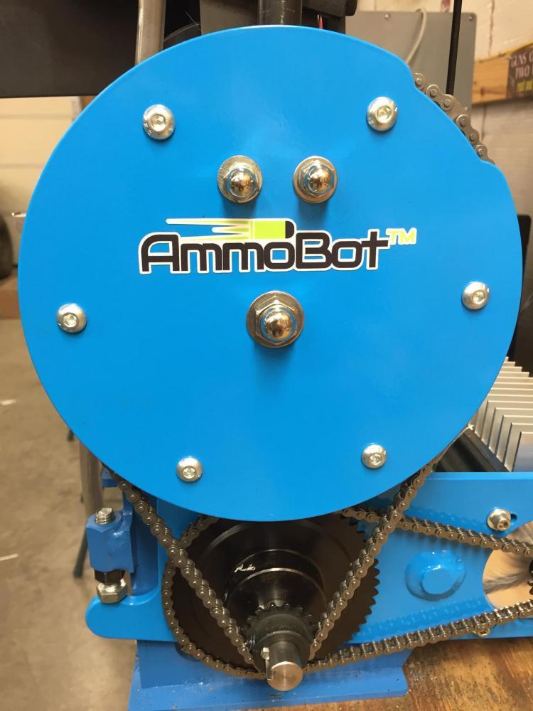 Immortal Arms / AmmoBot ImmortoBot - $2995