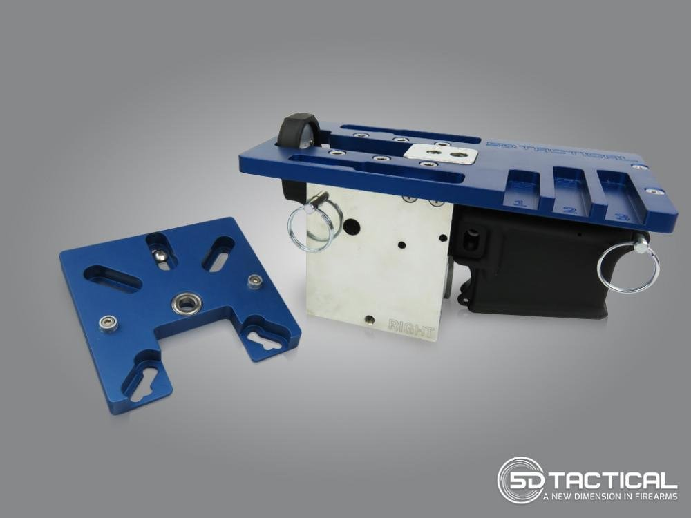 AR-15 80% Lower Receiver Jig - 'The Router Jig' by 5D Tactical - FREE  SHIPPING - $199 99