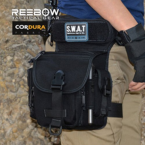 3cde62900a9d REEBOW GEAR Military Tactical Drop Leg Bag Tool Thigh Pack - $20.22 + Free  S/H over $25 (Free S/H over $25)
