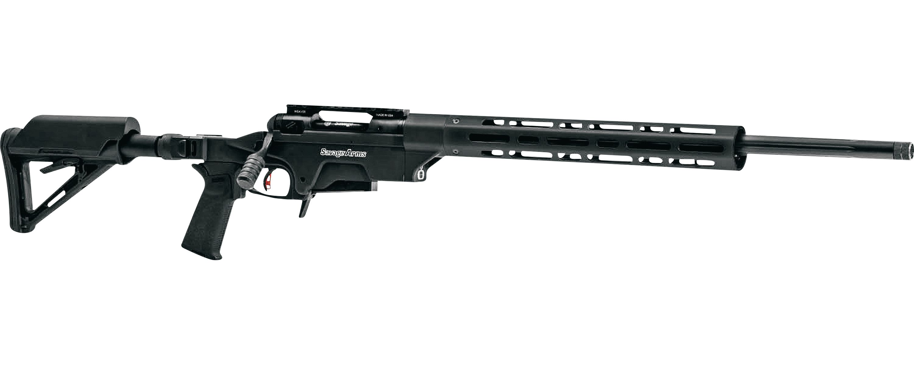 Savage Arms Model 10 Ashbury Precision Ordnance Chassis Bolt-Action Rifle -  $999 88 (Free 2-Day Shipping over $50)