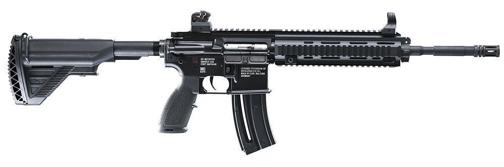 Walter HK 416 22 LR 16 1