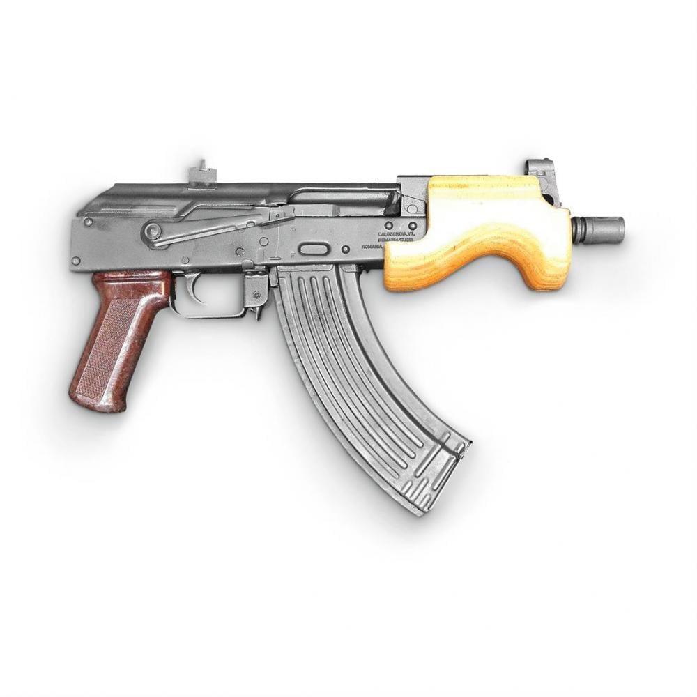 Century Arms Micro Draco AK-47 Pistol, Semi-automatic, 7 62 x 39mm,  Centerfire, 30+1 - $501 59 + $9 99 S/H