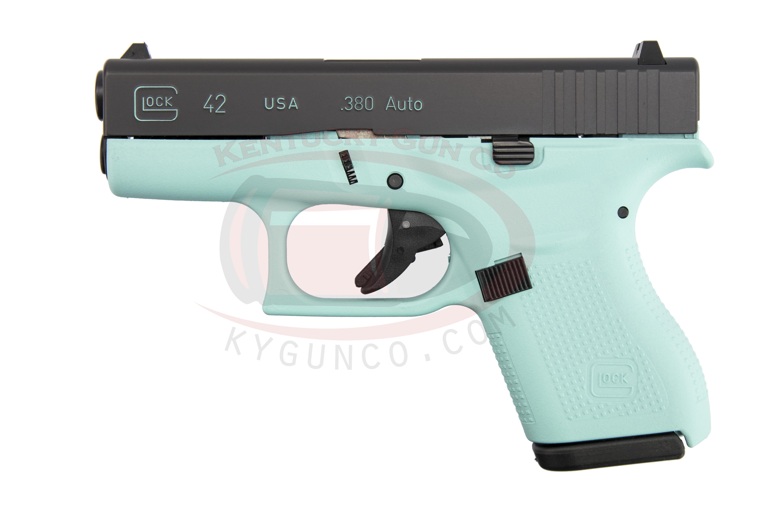 Glock G42 380 ACP 3 25
