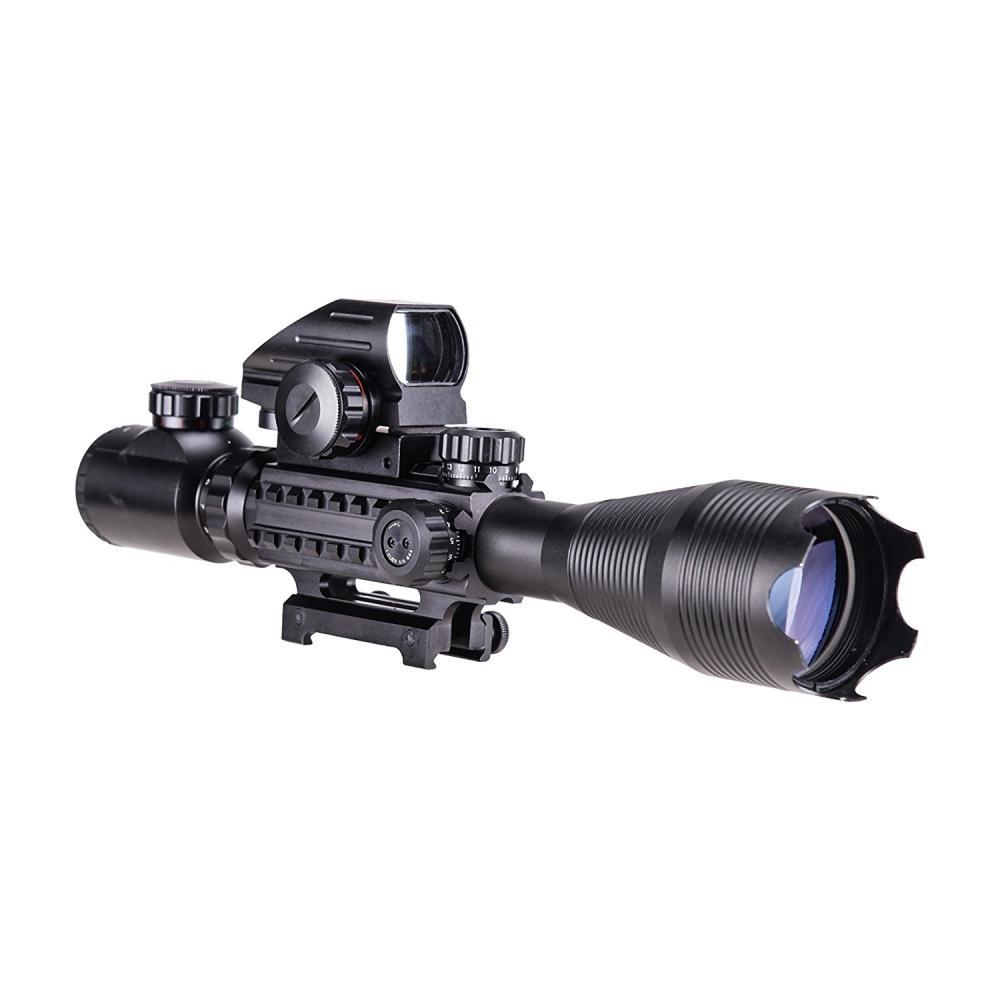 Pinty 3 in 1 Scope Combo 4-16x50EG Illuminated Rangefinder Rifle Scope -  $59 99 w/ code NCPU8VKO (Free S/H over $25)