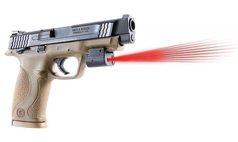 Laserlyte Center Mass Red Laser - $25 shipped (Free S/H over $25)