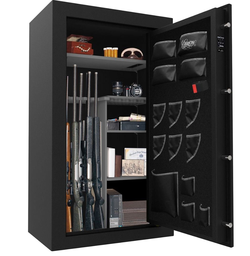Cannon TS5934 45-Minute Fire Rated 40 Gun Safe - $649 99 + $71 99 S/H