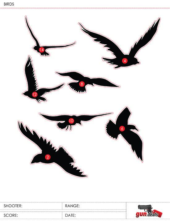 gun.deals free birds target